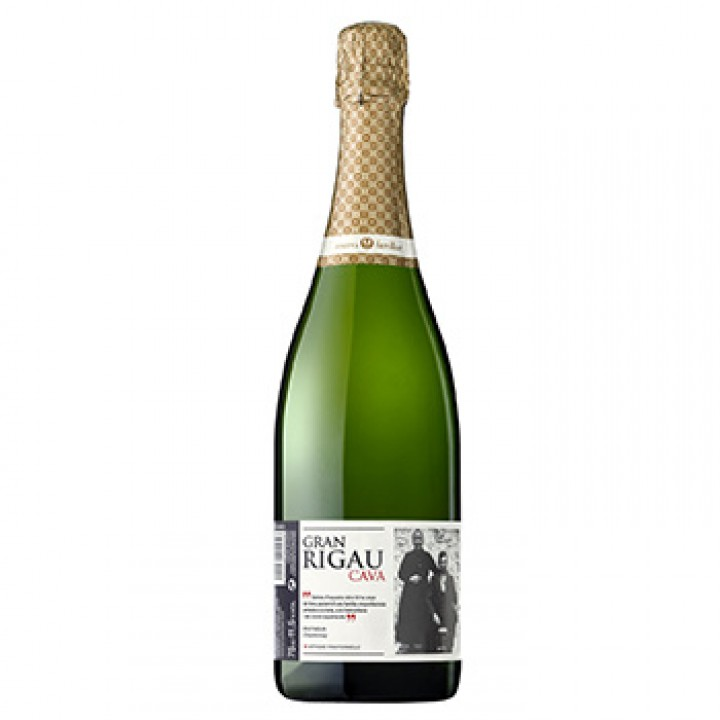 Cava Gran Rigau Chardonnay